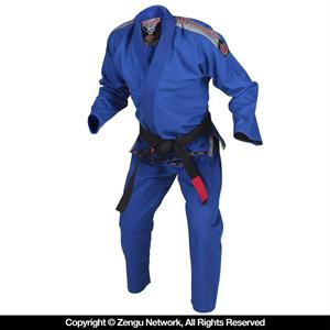Gameness Air Blue Gi
